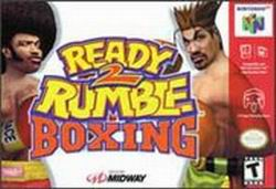 Ready 2 Rumble Boxing (USA) Box Scan
